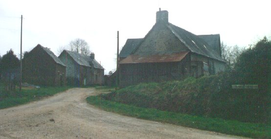 Village Montembault - Hercé